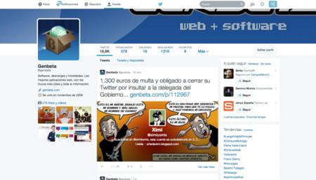 El nuevo perfil de Twitter llegará a todas las cuentas el 28 de mayo