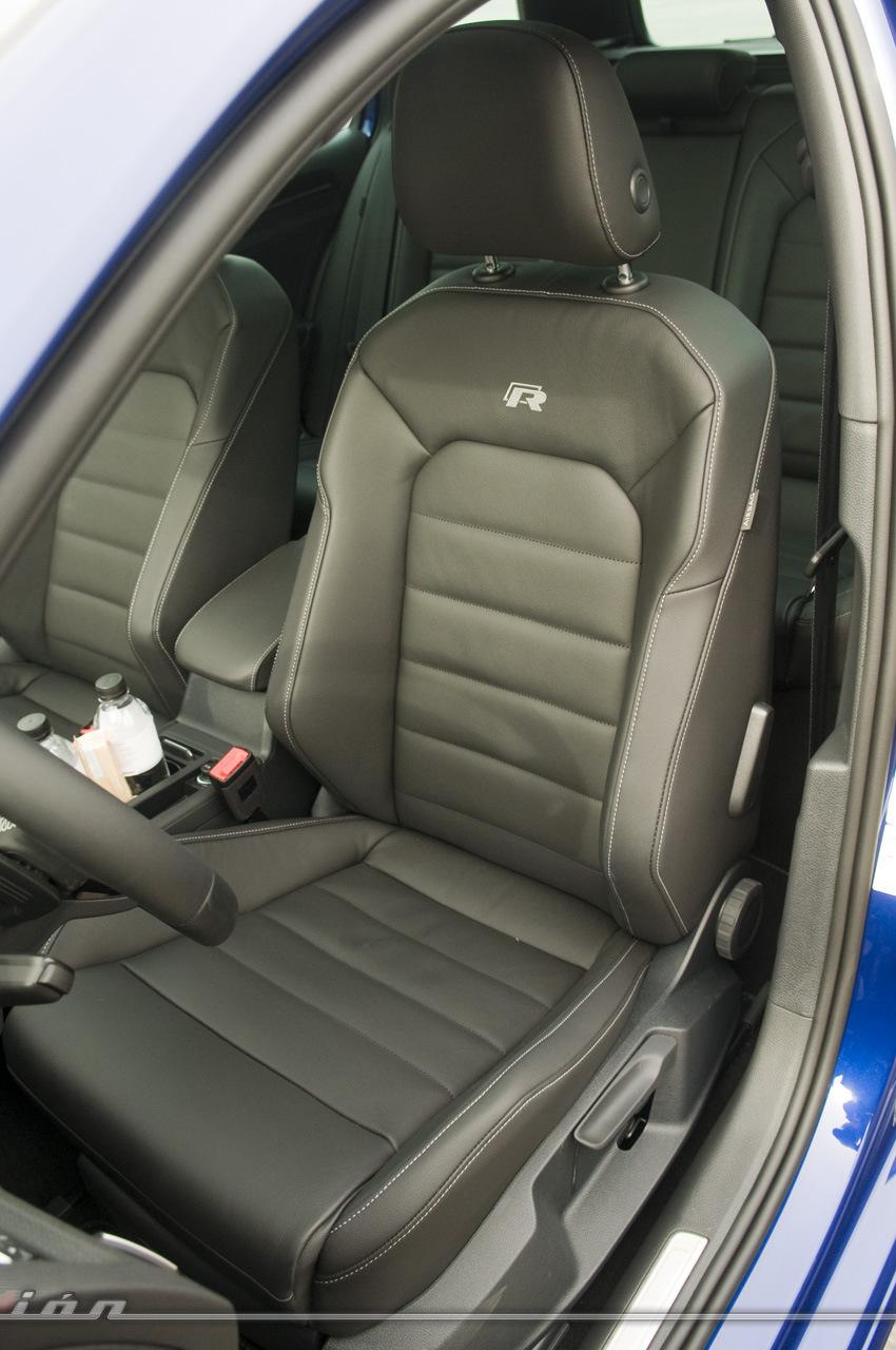 Foto de Volkswagen Golf Variant R, toma de contacto (15/18)
