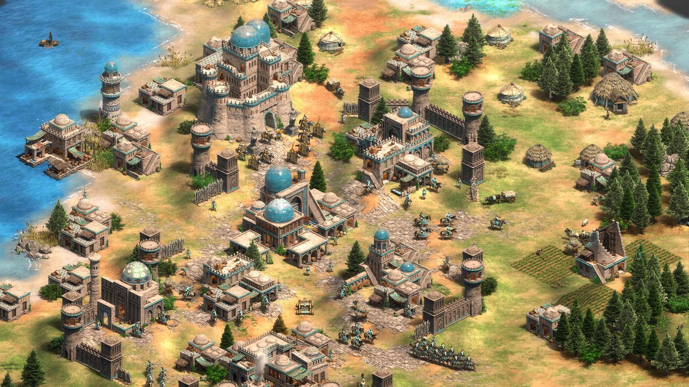 Aquí tienes un gameplay de 15 minutos con las novedades de Age of Empires II: Definitive Edition [GC 2019]