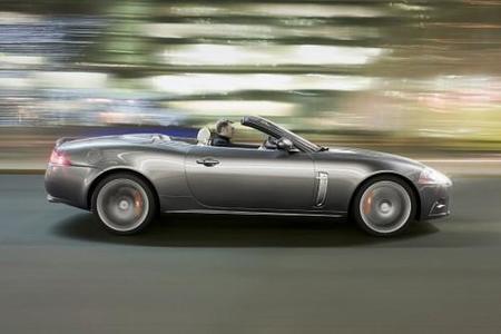 Jaguar XKR descapotable