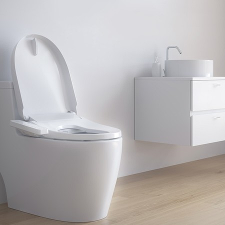 Asiento para el WC Xiaomi Eco-Chain, con chorro de agua y calefacción, por 189,98 euros con este cupón