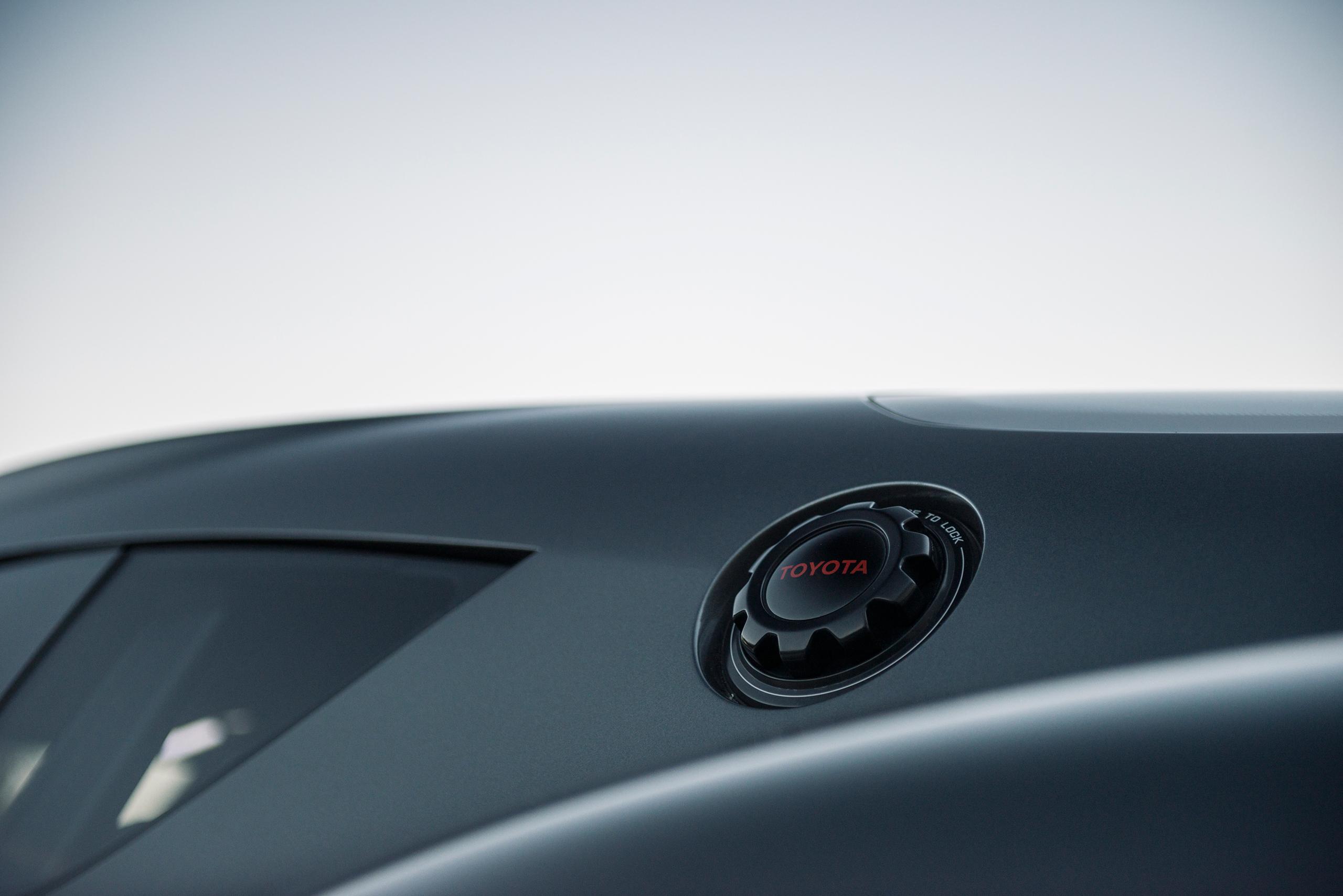 Foto de Toyota TF-1 (18/44)