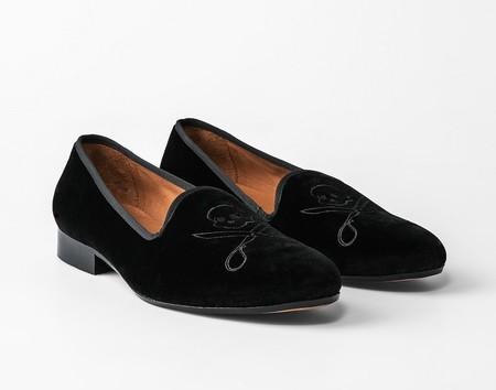 Slippers de calavera