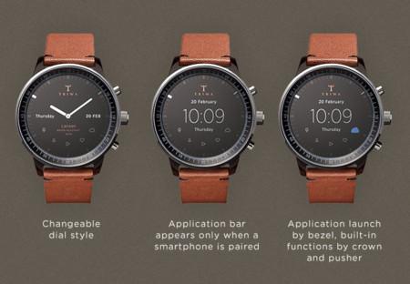 Gabor Smartwatch concept