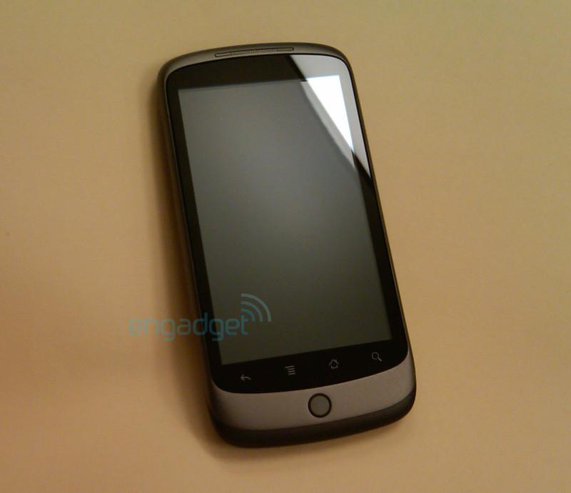 Foto de Nexus One, nuevas imágenes (9/18)