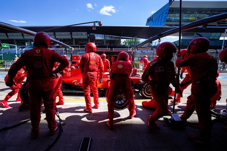 Ferrari Austria F1 2020