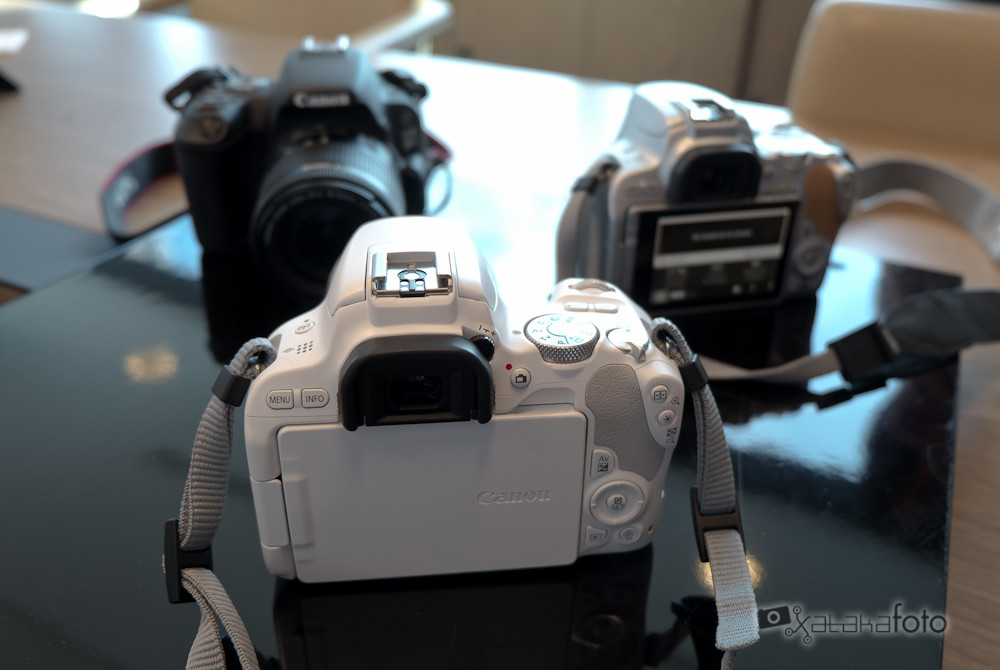 Canon Eos 200d 2