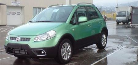 Fiat Sedici, pequeños cambios