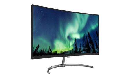 En PcComponentes, tienes ahora las 27 pulgadas de pantalla curva del Philips 278E8QJAB/00 por sólo 159,99 euros