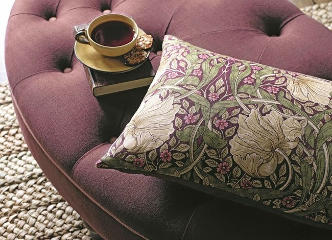 Pimpernel Fabric Cushion Detail 2 Preview