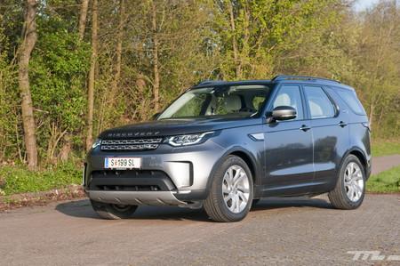 Land Rover Discovery, a prueba: un siete plazas más cómodo, más todoterreno y con más tecnología