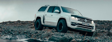 Volkswagen Amarok AT35 o el abominable pick-up de las nieves, firmado por Arctic Trucks