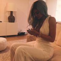 Kylie Jenner se pasa al total blue