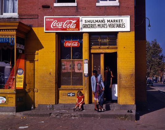 Foto de Fotografías en los años 40 realizadas con Kodachrome (4/17)