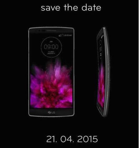 El LG G Flex 2 ya tiene fecha de llegada a México, 21 de abril