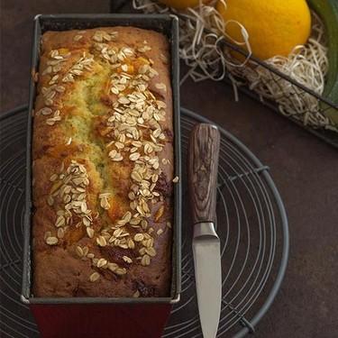 Bizcocho de calabacín, naranja y queso crema: receta deliciosa para disfrutar de un buen desayuno