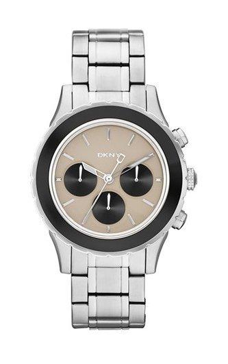 DKNY reloj crono