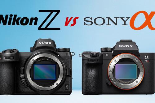 """Nikon Z Vs Sony A7 comparativa ¿Se han cumplido las expectativas generadas? ¿Empieza la """"guerra"""" de las sin espejo full frame?"""