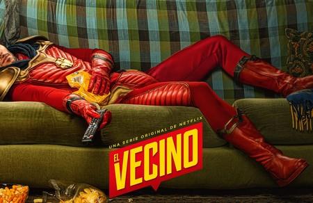 'El vecino': la nueva serie española de Netflix es una simpática comedia de superhéroes al estilo de 'El gran héroe americano'