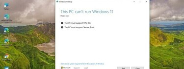 Este método permite instalar Windows 11 en equipos que no poseen el chip TPM 2.0