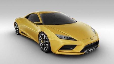Lotus Elan, un paso adelante en el futuro de Lotus