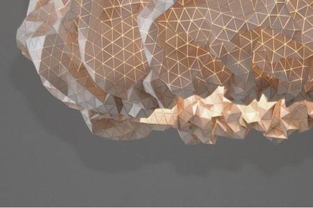 textiles de madera de Elisa Strozyk