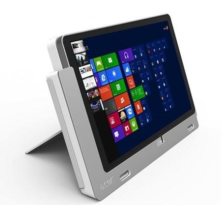 Acer comercializará la tableta Iconia W700 con Windows 8 el 26 de octubre