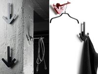 Arrow, un perchero discreto y original