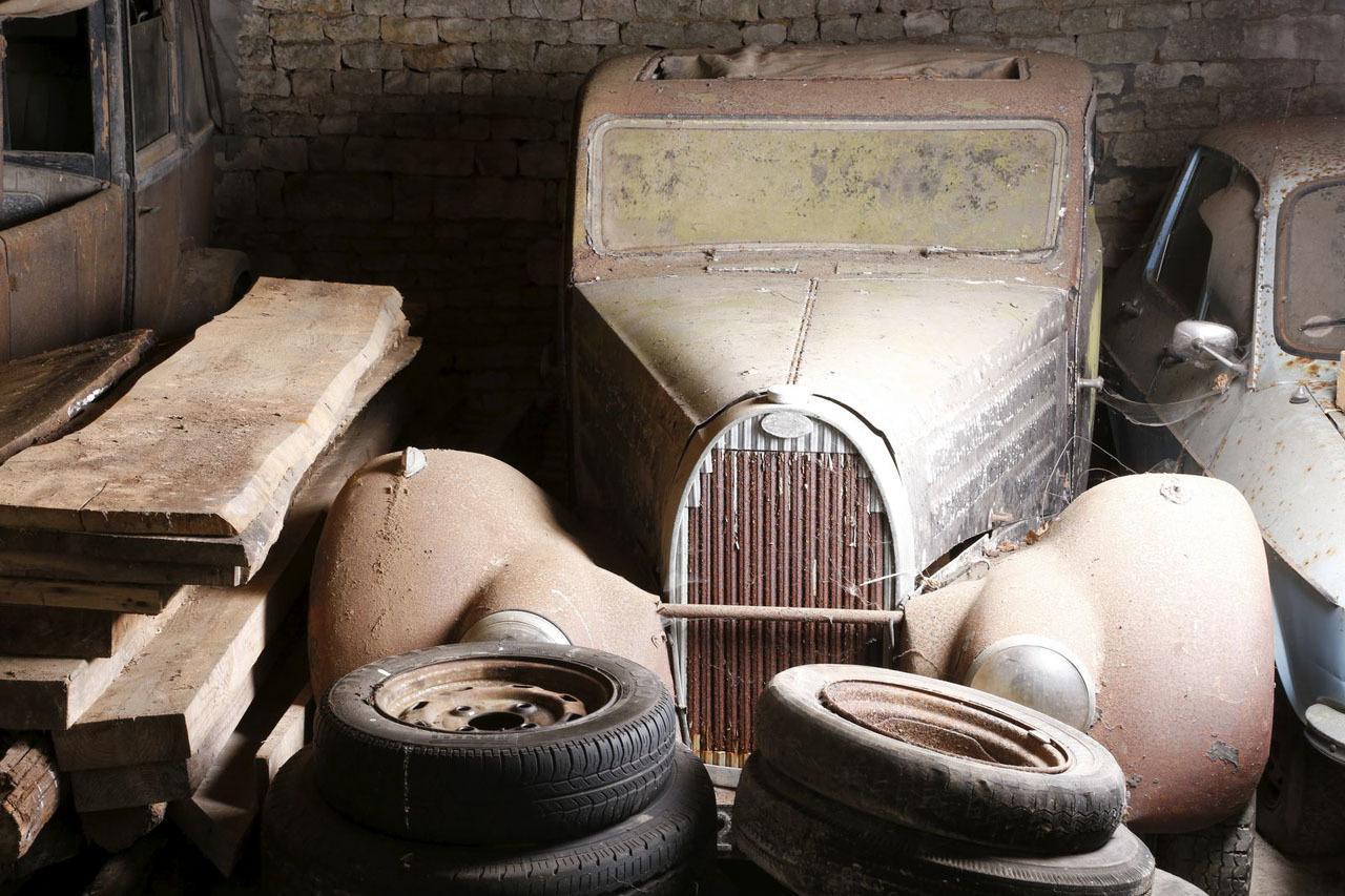 Foto de Descubren más de 100 clásicos en un granero francés (10/27)