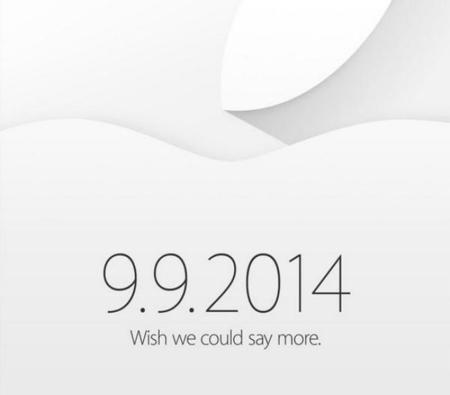 ¡Habemus evento! Apple comienza a enviar invitaciones para el 9 de septiembre