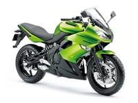 Kawasaki ya tiene disponibles los kit de limitación para el carné A2