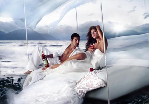Foto de Eva Mendes para el Calendario Campari 2008 (11/13)