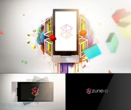 Zune HD rumor