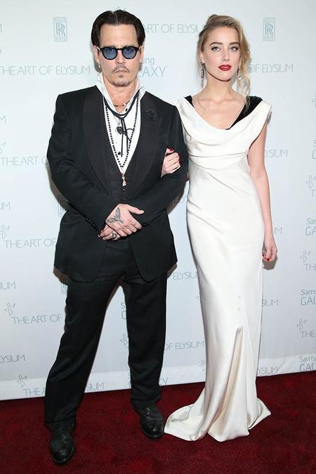 Pues va a ser que a Johnny Depp y a Amber Heard les quedan breves