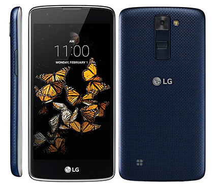 Lg K8 Is Official