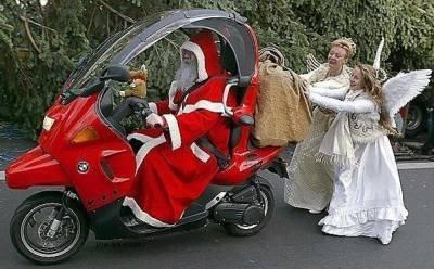 santa delivery