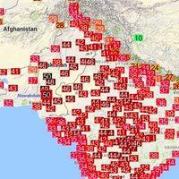 """Mientras el tiempo se """"vuelve loco"""" en España, el calentamiento global continúa: nuevo récord mundial de temperatura en abril"""