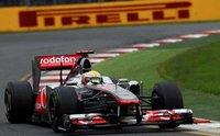 Red Bull y McLaren dominan las dos primeras sesiones del Gran Premio de Australia