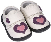 Los zapatos más adecuados para los primeros pasos
