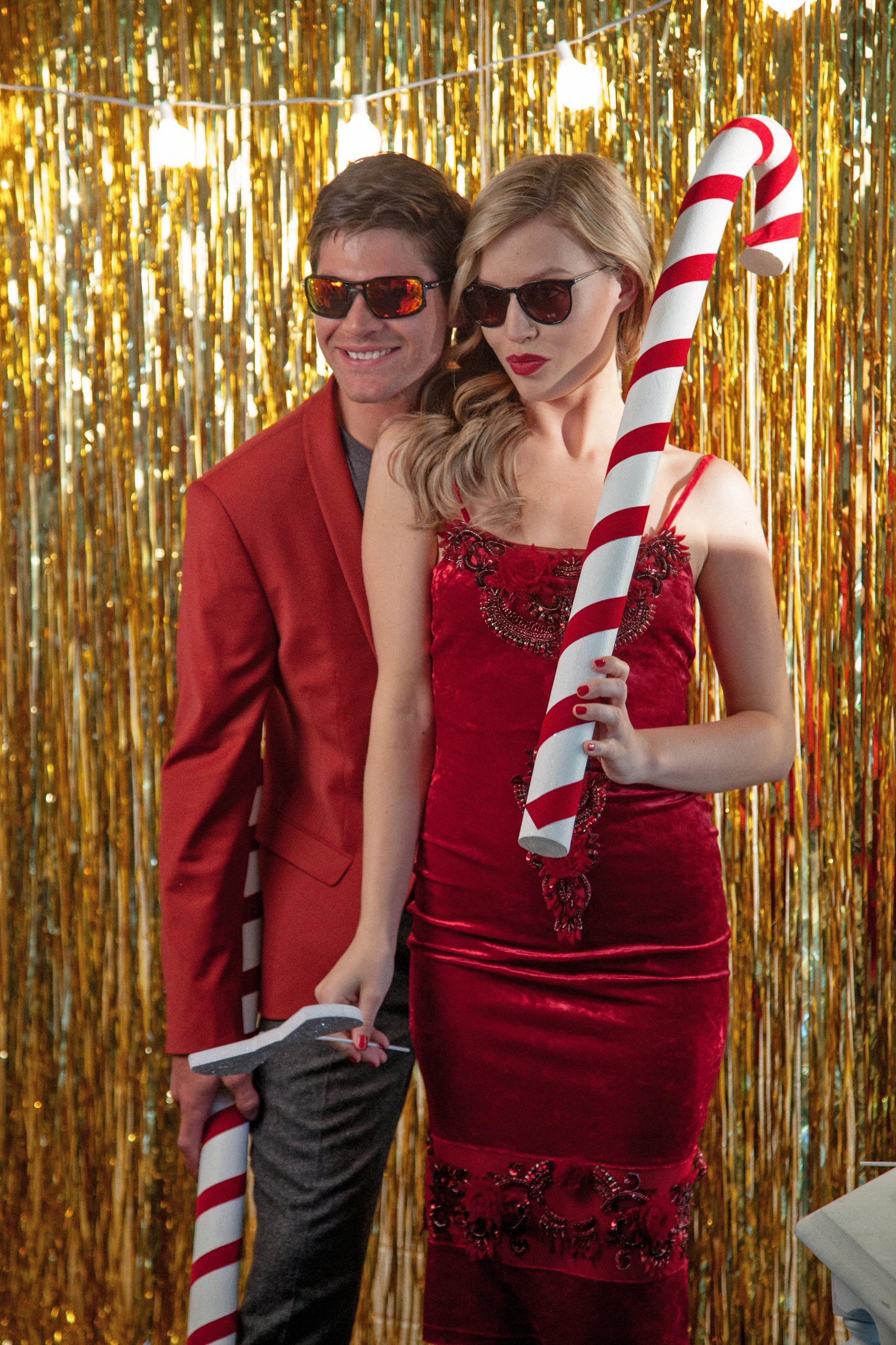 Foto de Georgia May Jagger, una Mamá Noel muy sexy en la campaña Sun Glasses Hut (17/30)