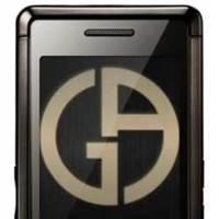 Giorgio Armani nos muestra su lujoso teléfono Samsung