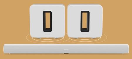 Two Sonos Subs Still