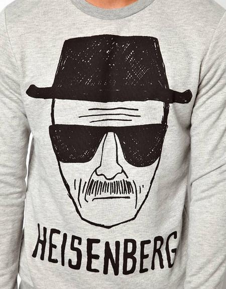 sudadera Heisenberg asos