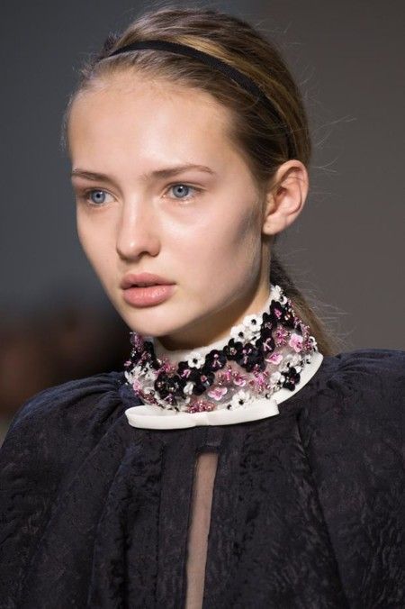 Giambattista Valli Beauty Haute Couture Spring 2016 Pfw23