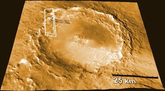 Marte era más húmedo de lo que creíamos