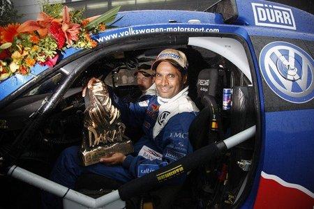 Nasser Al Attiyah pilotará el tercer Citroën DS3 oficial