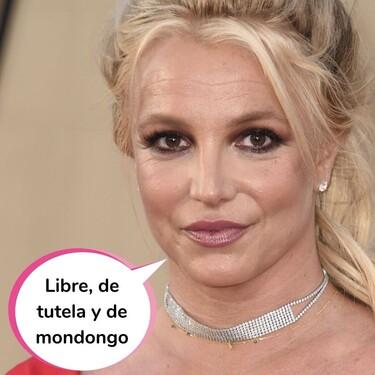 Britney Spears cambia los bailes por un desnudo integral (integralísimo) en Instagram para celebrar que vuelve a ser libre
