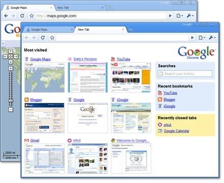 Google Chrome 2.0 pisa el acelerador