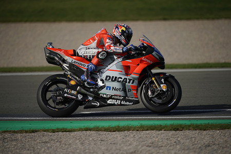 Andrea Dovizioso Test Jerez