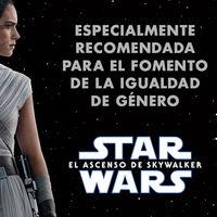 """""""Recomendada para el fomento de la igualdad de género"""": qué hay tras la clasificación de Star Wars"""
